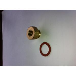 "2-4 Inline B/RB Inlet Fitting 1/8"" NPT Image"